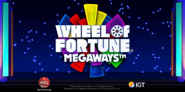 Wheel Of Fortune Megaways IGT